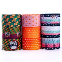 Demon Slayer anime ribbon for decoration 100yds L:...