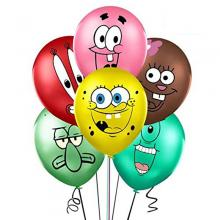 Spongebob anime balloon airballoon(price for 20pcs...