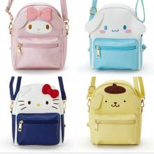 Melody Purin Cinnamoroll KT anime backpack satchel...