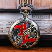 Death Note anime pocket watch