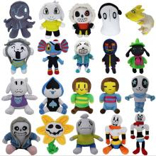 12inches Undertale plush doll 20pcs for choose