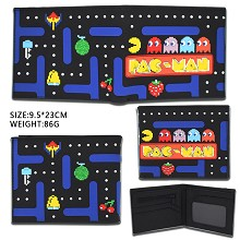 Pac-Man game silicon wallet