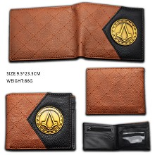 Assassin's Creed game wallet